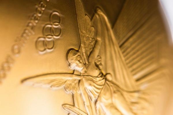 Dizajn ambalaže i pakovanja za olimpijsku medalju u Riju 5