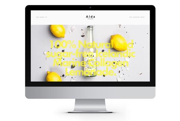 Dizajn ambalaže za Alda Limunadu - 7