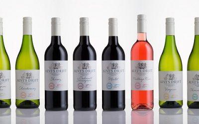 O ambalaži Alvi vina
