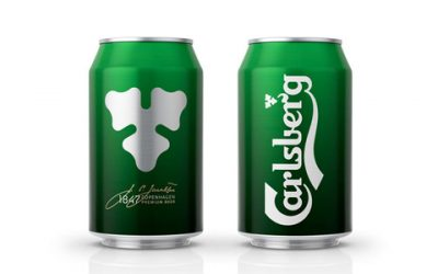 O ambalaži limenke Carlsberg piva