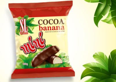 Cocoa Banana
